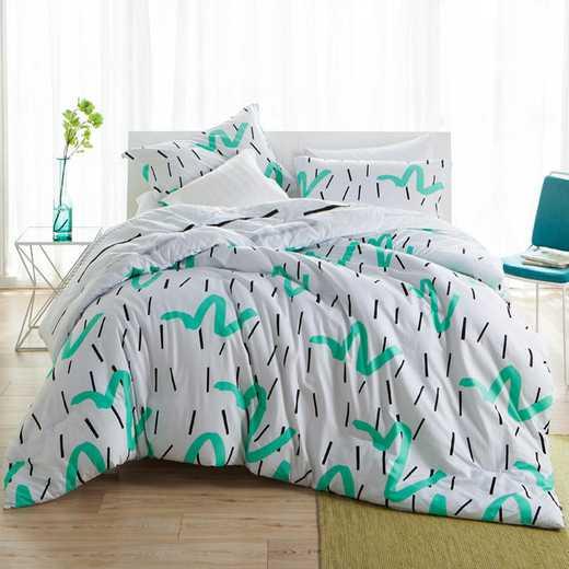 P1-QBYB-TXL: Quirk Twin XL Comforter