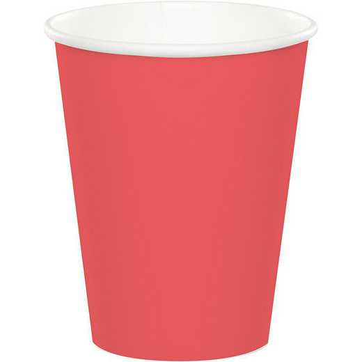563146B: CC Coral Cups - 24 Count