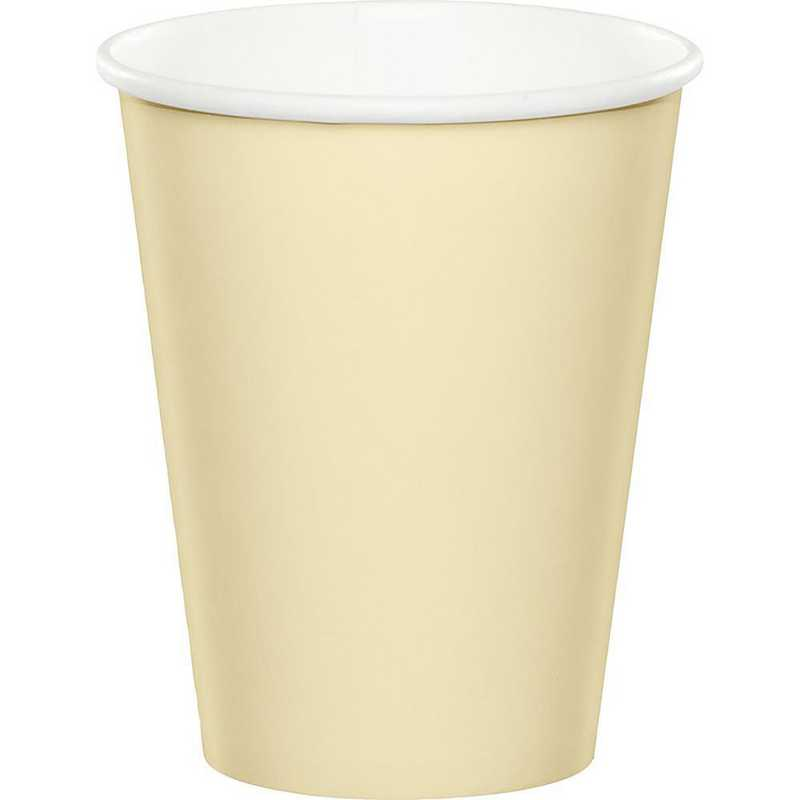 56161B: CC Ivory Cups - 24 Count