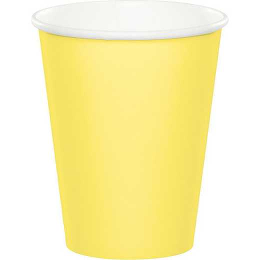 56102B: CC Mimosa Yellow Cups - 24 Count