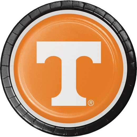 DTC329148DPLT: CC University of Tennessee Paper Plates - 24 Count