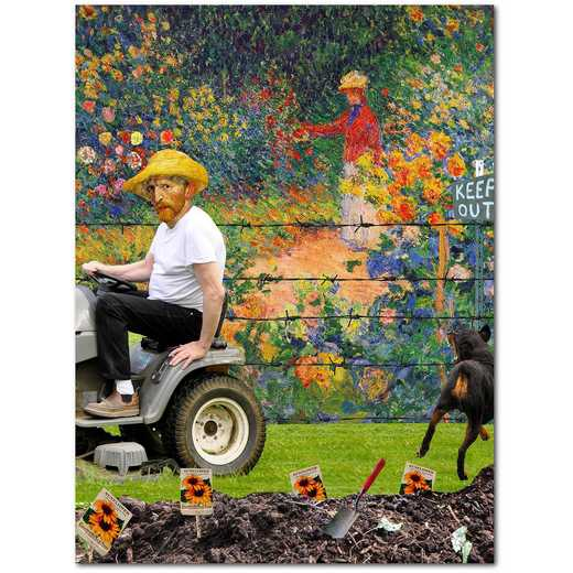 New Neighbor Gallery-Wrapped Canvas Wall Art