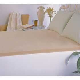 "DC-CA-C2-3-1-2INCH: 2"" Memory Foam Twin XL Topper"