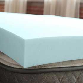 "CARP-CO-SF-3-TXL: 3"" Serene Foam® Topper Twin XL"