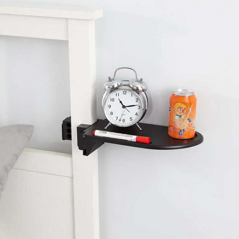 FG-BPS: DormCo College Dorm Bed Post Shelf