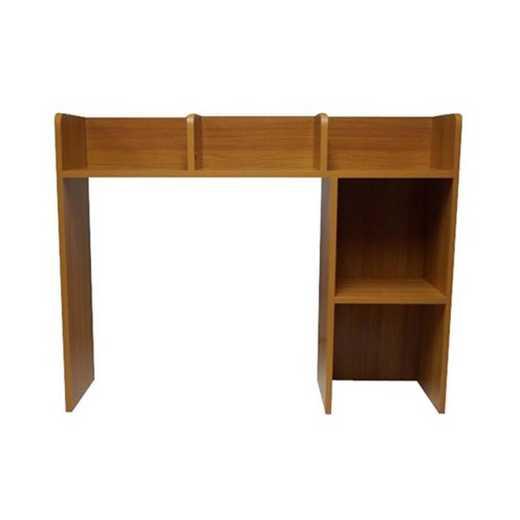 CDDB-BOOK-BEECH: DormCo Classic Dorm Desk Bookshelf - Beech (Natural Wood)