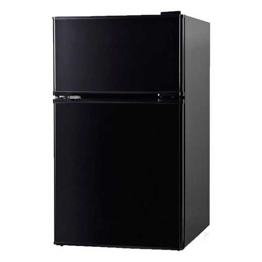 031AEB-FKATMP: DormCo Midea College Fridge with Freezer - 3.1 Cu Ft