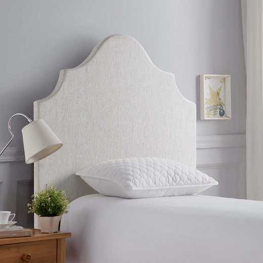 DC-DIY-HB-DOUBLECURV: DIY Dorm Room Headboard - Beveled Double Curve
