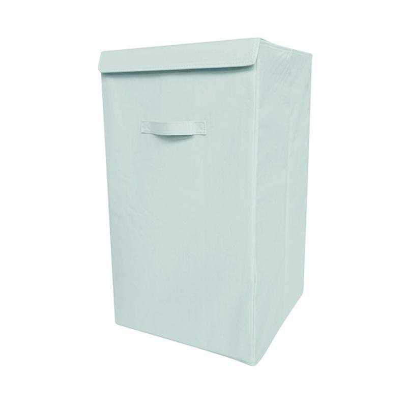 F3-1-1-25414-MINT: DormCo Folding Laundry Hamper - TUSK College Storage ClmMnt