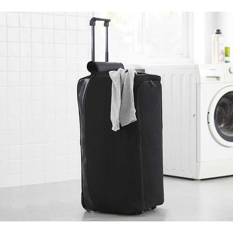 GOMIE-DLBW: DormCo Gomie - College Duffle Laundry Bag with Wheels