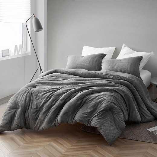402-COMF-TXL: DormCo Gray Depths - Twin XL Dorm Comforter