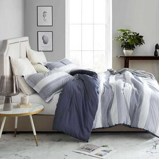 442-COMF-TXL: DormCo Karst Stripes - Twin XL Dorm Comforter