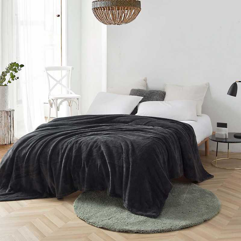 MSCDBB-PEW-TXL: Me Sooo Comfy Twin XL Blanket - Pewter