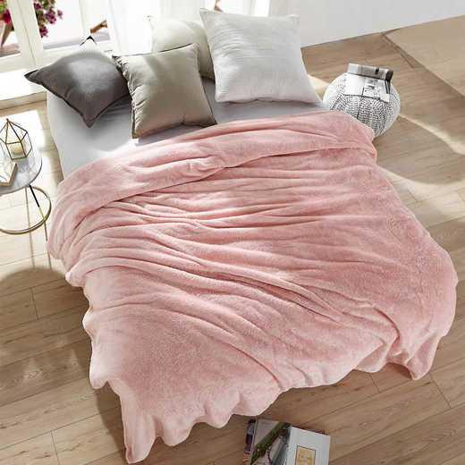 MSCDBB-RQ-TXL: Me Sooo Comfy Twin XL Blanket - Rose Quartz