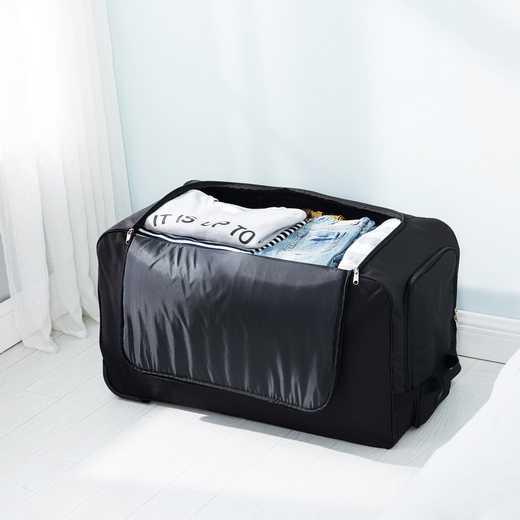 MONDO-GOMIE-DLBW: DormCo Mondo Gomie - College Duffle Laundry Hamper w/Wheels