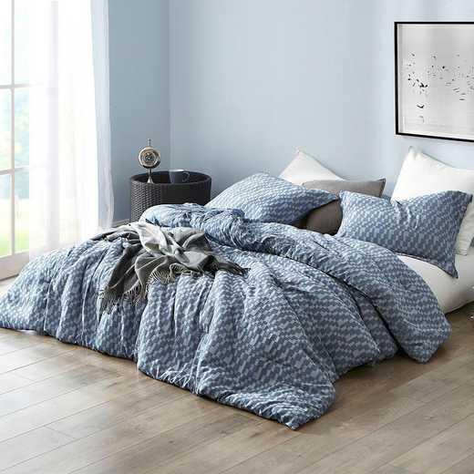 401-COMF-TXL: DormCo Navy Slate - Twin XL Dorm Comforter