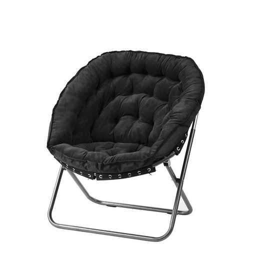 BUCK-XPAPMOONBLK: Papasan Moon Chair - Black