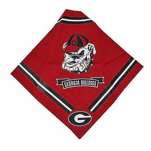 GEORGIA Pet Bandana