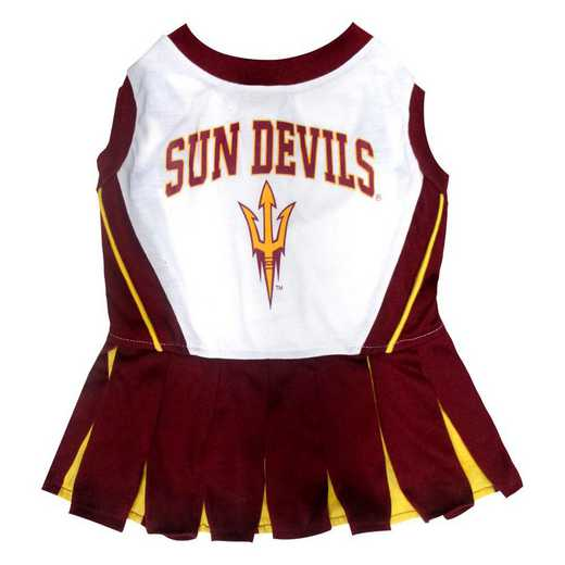 ARIZONA STATE Pet Cheerleader Outfit