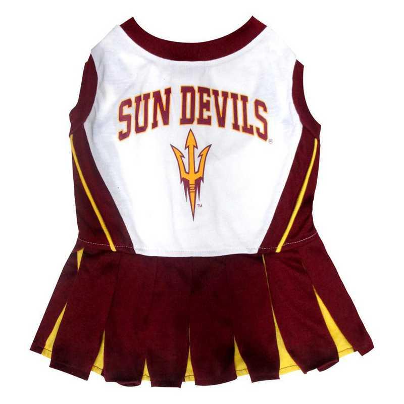 ARIZONA STATE Pet Cheerleader Outfit
