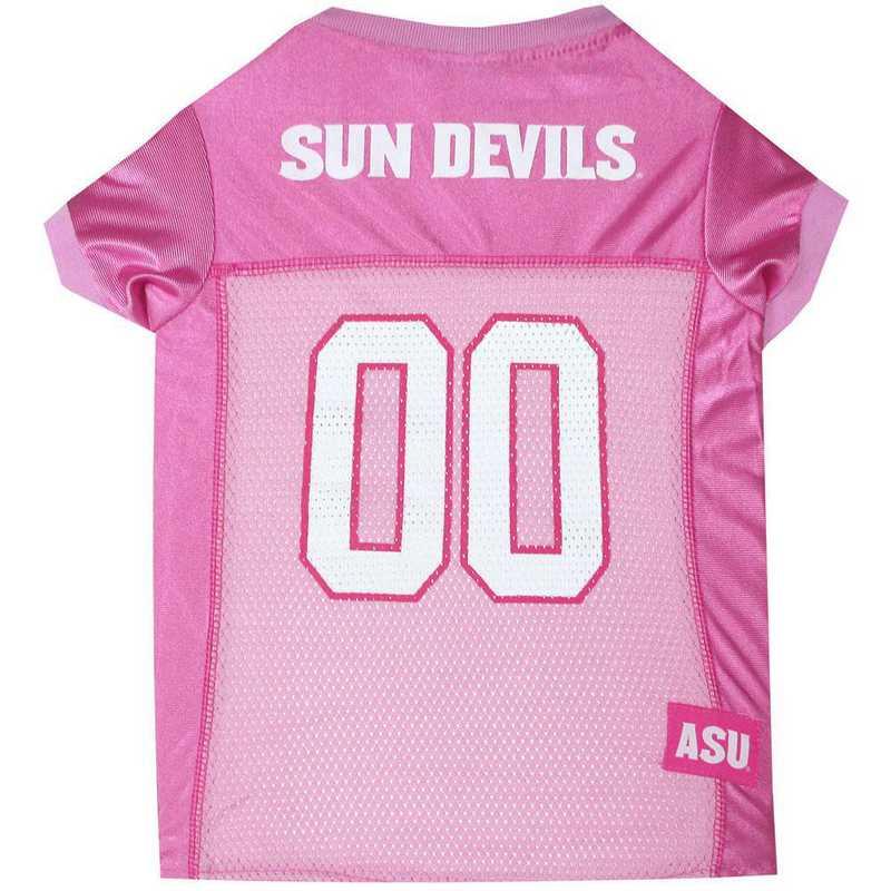 ARIZONA STATE Pink Pet Jersey