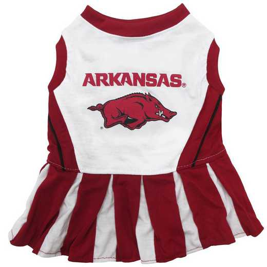 ARKANSAS Pet Cheerleader Outfit