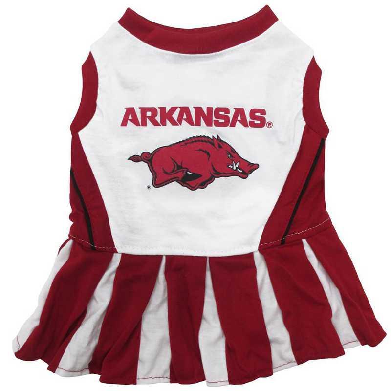 ARKANSAS Pet Cheerleader Outfit
