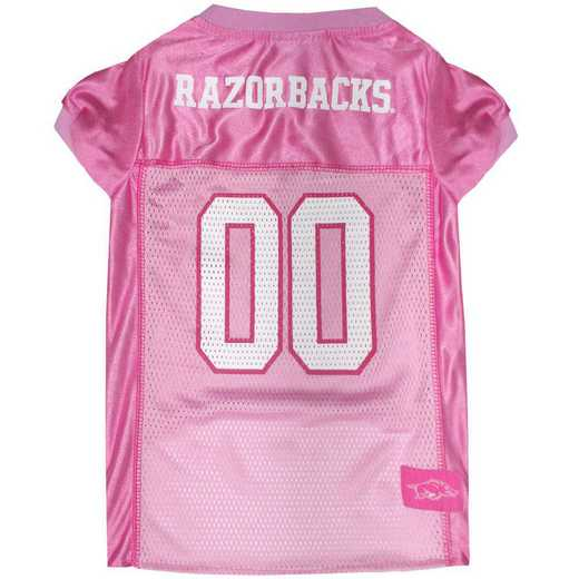 ARKANSAS Pink Pet Jersey