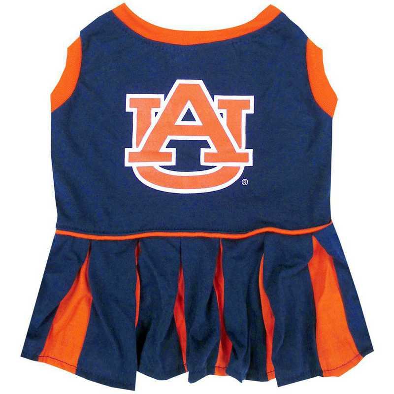 AUBURN Pet Cheerleader Outfit