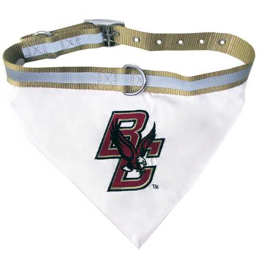 BOSTON COLLEGE Bandana Dog Collar