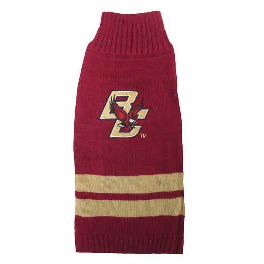 BOSTON COLLEGE Pet Turtleneck Sweater
