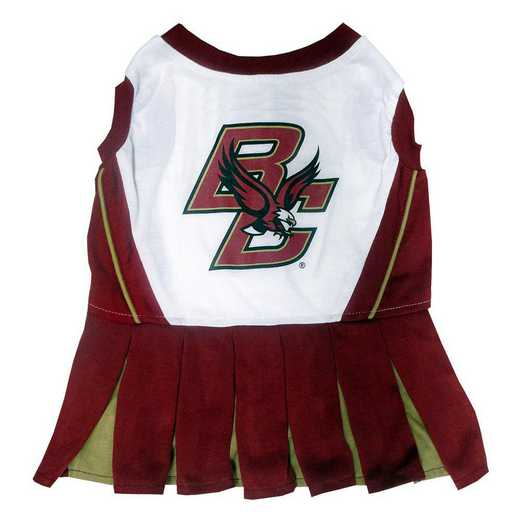 BOSTON COLLEGE Pet Cheerleader Outfit