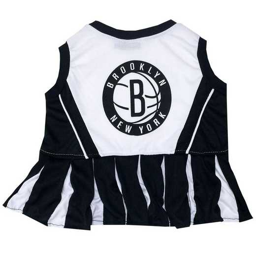 BROOKLYN NETS Pet Cheerleader Outfit