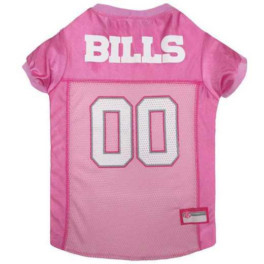 BUFFALO BILLS Pink Pet Jersey
