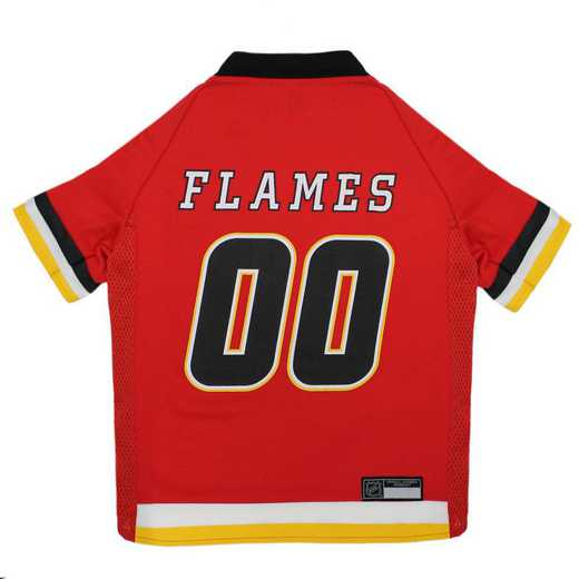 CGY-4006-XL: CALGARY FLAMES JERSEY