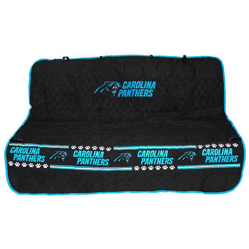 CAR-3177: CAROLINA PANTHERS CAR SEAT COVER