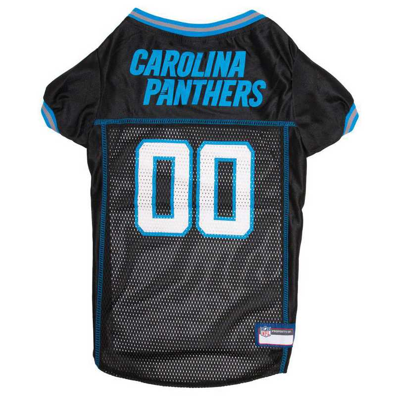 CAR-4006-XXL: CAROLINA PANTHERS Mesh Pet Jersey