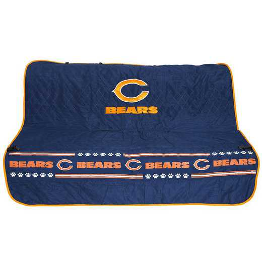 CHI-3177: CHICAGO BEARS CAR SEAT COVER
