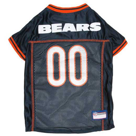 CHI-4006-XL: CHICAGO BEARS Mesh Pet Jersey