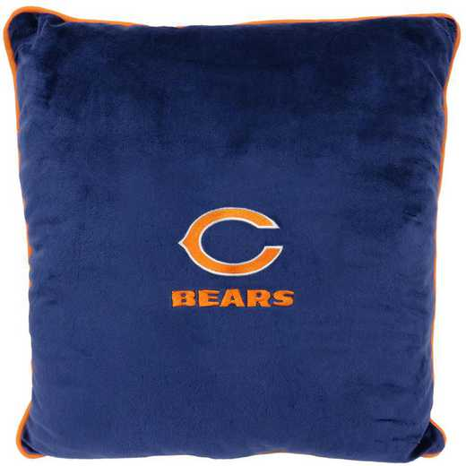 CHI-3195: CHICAGO BEARS PILLOW
