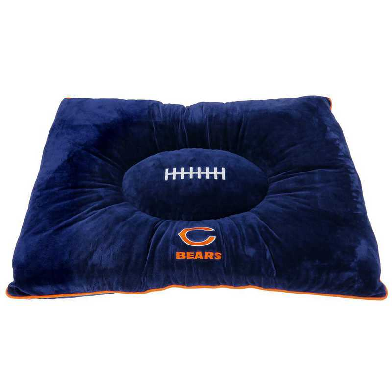CHI-3188: CHICAGO BEARS PILLOW BED