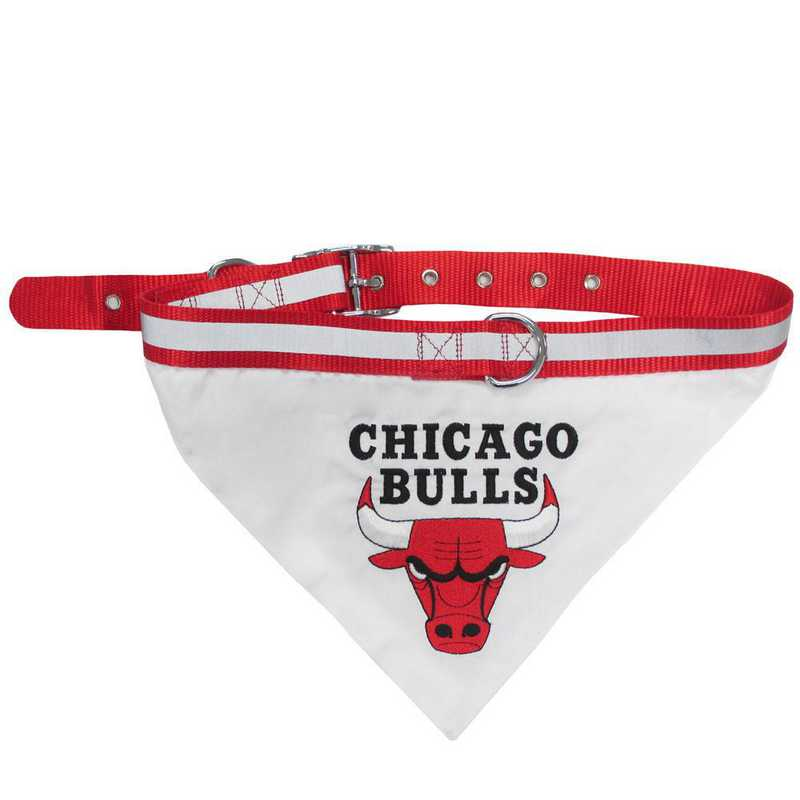 CHICAGO BULLS Bandana Dog Collar
