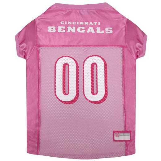 CINCINNATI BENGALS Pink Pet Jersey
