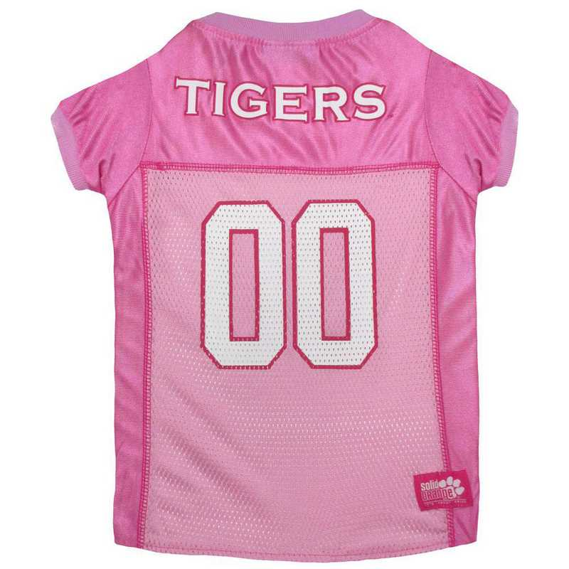 CLEMSON Pink Pet Jersey