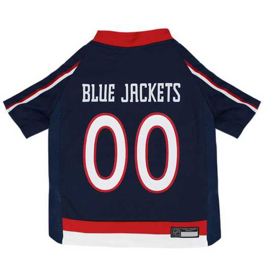 COLUMBUS BLUE JACKETS Mesh Pet Jersey