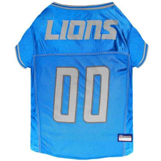 DET-4006-XL: DETROIT LIONS Mesh Pet Jersey