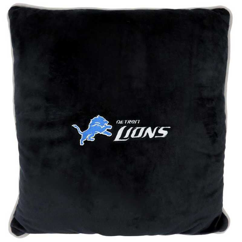 DET-3195: DETROIT LIONS PILLOW