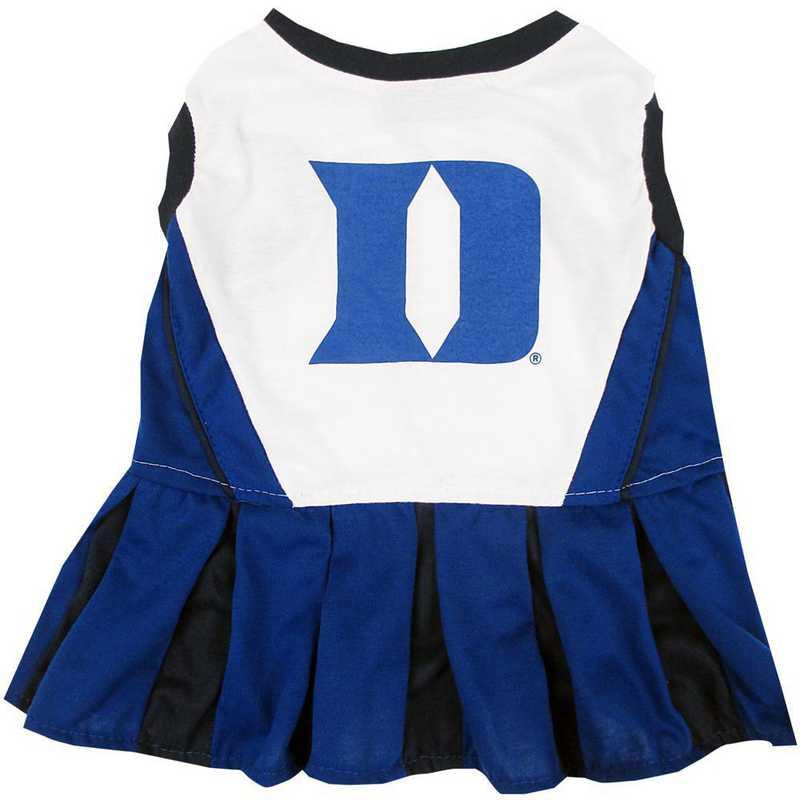 DUKE UNIVERSITY Pet Cheerleader Outfit