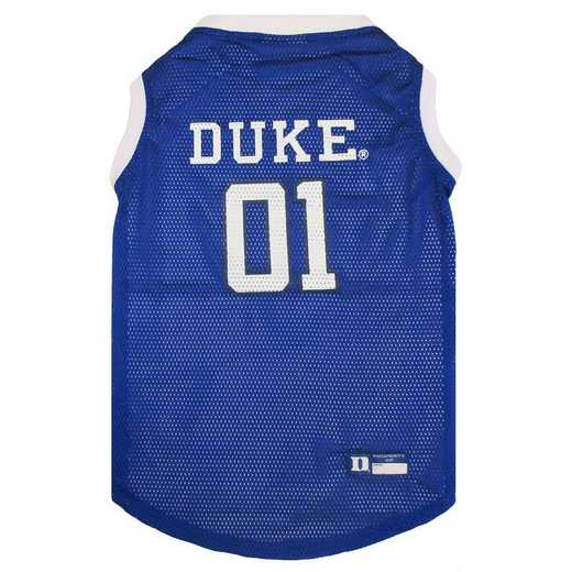 DUKE UNIVERSITY Mesh Basketball Pet Jersey
