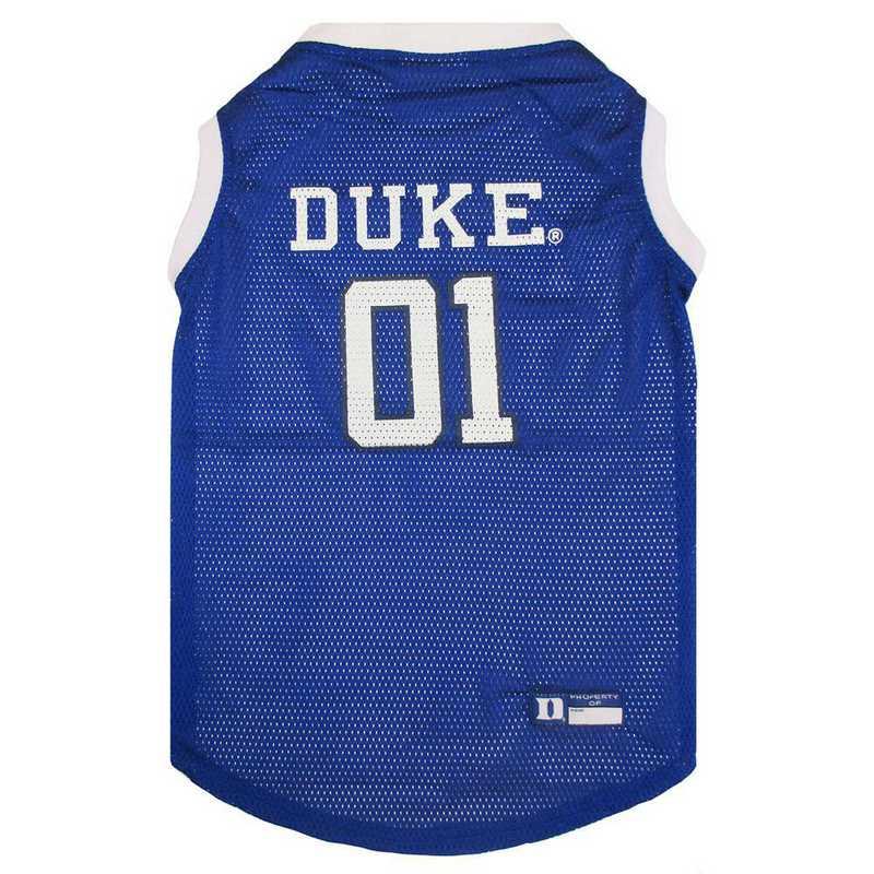 DUKE UNIVERSITY Mesh Basketball Pet Jersey
